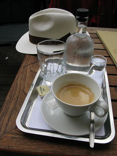 Knowledge Café vai kuusi ajatteluhattua?